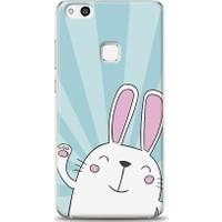 Eiroo Huawei P10 Lite Bunny Star Desen Kılıf