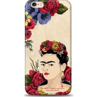 Eiroo iPhone 6/6S Kahlo Desen Kılıf