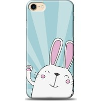 Eiroo iPhone 7 Bunny Star Desen Kılıf