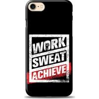 Eiroo iPhone 7 Work Sweat Desen Kılıf