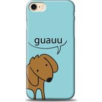 Eiroo iPhone 8 Köpekli Desen Kılıf