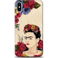 Eiroo iPhone X Kahlo Desen Kılıf