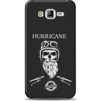 Eiroo Samsung Galaxy J7/Galaxy J7 Core Hurricane Desen Kılıf
