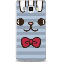 Eiroo Samsung Galaxy J7 2016 Doggy Desen Kılıf
