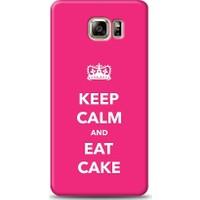 Eiroo Samsung Galaxy Note 5 Keep And Calm Desen Kılıf