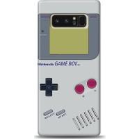 Eiroo Samsung Galaxy Note 8 Game Boy Desen Kılıf