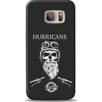 Eiroo Samsung Galaxy S7 Edge Hurricane Desen Kılıf