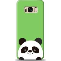 Eiroo Samsung Galaxy S8 Panda Desen Kılıf