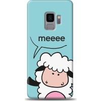 Eiroo Samsung Galaxy S9 Kuzu Desen Kılıf