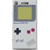 Eiroo Sony Xperia XZ1 Game Boy Desen Kılıf