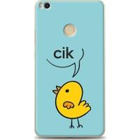 Eiroo Xiaomi Mi Max 2 Kuş Desen Kılıf