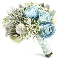 Elit Mint Yeşil El Çiçeği