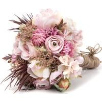 Elit Toz Pembe Rüya El Çiçeği