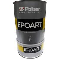 Polisan Epoksi Reçine EPOART Ultra Şeffaf 0,8KG