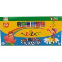 Südor Mydido Pastel Boya 12 Renk Sd622