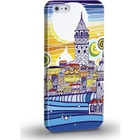 Biggdesign İstanbul Galata iPhone 4/4S Kapak