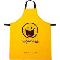 Smiley Mutfak Önlüğü
