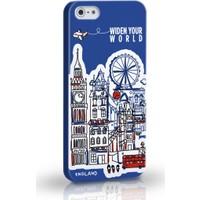 TK Collection England iPhone 5/5S Kapak