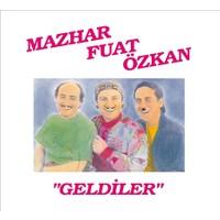 MFÖ - Geldiler - Plak