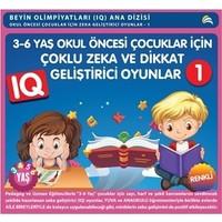 3-6 Yaş Okul Öncesi Çocuklar İçin Çoklu Zeka ve Dikkat Geliştirici Oyunlar 1