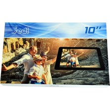 "Jedi 10116 16GB 10"" IPS Tablet"