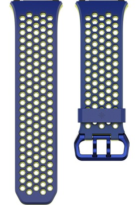 Fitbit Ionic Cobalt & Lime Sport Band