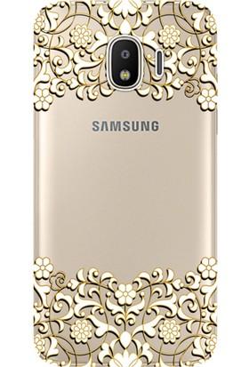 Kılıf Merkezi Samsung Galaxy Grand Prime Pro Kılıf SM-J250F Silikon Baskılı Desen Tasarım STK:333