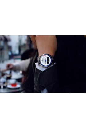 Up! Watch Double Steel Unisex Kol Saati
