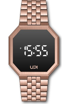 Up! Watch Edge Rose Gold Unisex Kol Saati