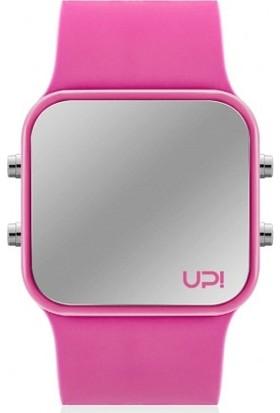 Up! Watch Go Pink & Pink Kol Saati Unisex Kol Saati