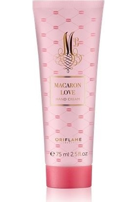 Oriflame Macaron Love El Kremi-75 Ml