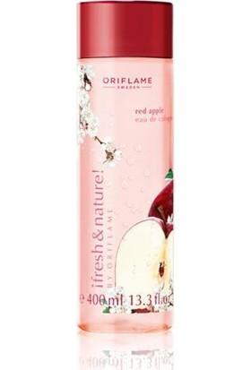 Oriflame Fresh & Nature Kırmızı Elma Kolonyası-400 Ml