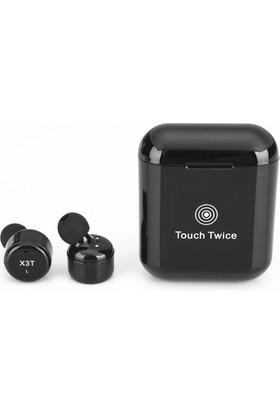 Sky Castle Mınıx3T Wıreless Çift Bluetooth Kablosuz Kulaklık
