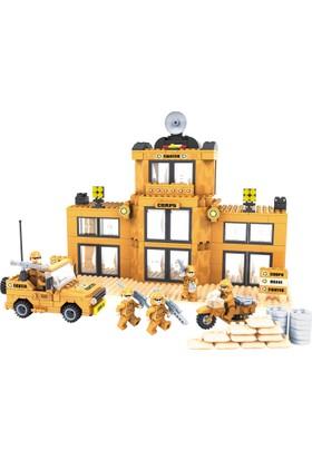 Bricks 367 Parça Asker Seti