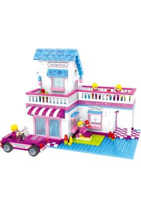 Bricks 509 Parça Peri Seti