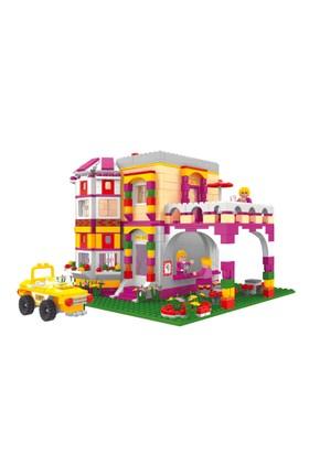 Bricks 741 Parça Peri Seti