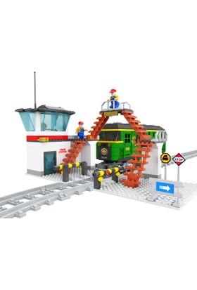Bricks 517 Parça Tren Seti