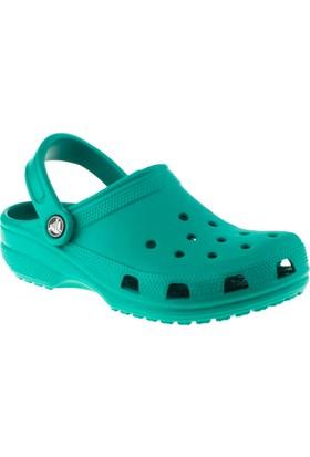 Crocs 10001 Classic Yeşil Unisex Terlik