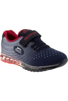 Slazenger 17lf003 Aras Casual Lacivert Çocuk Spor Ayakkabı