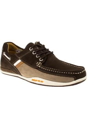 Greyder 00106 Marine Kahverengi Erkek Ayakkabı