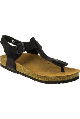 Twigy M0730 Tw Sanda P.A Siyah Erkek Sandalet