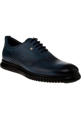 Fosco 8028 8y Bağli Günlük Mavi Erkek Ayakkabı