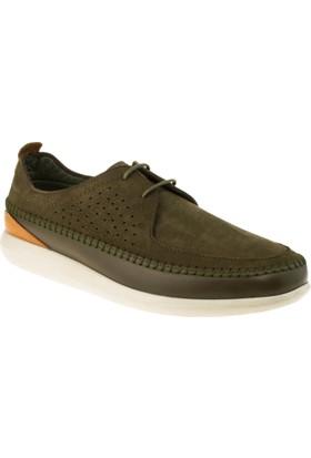 Greyder 63020 Comfort Yeşil Erkek Ayakkabı