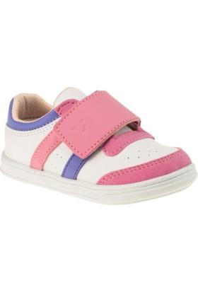Vicco 854.18y.042 İlk Adim Beyaz Çocuk Spor Ayakkabı