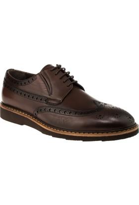 Greyder 63073 Klasik Kahverengi Erkek Ayakkabı