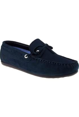 Vicco 920.18y.303 Genç Deri Lacivert Ayakkabı