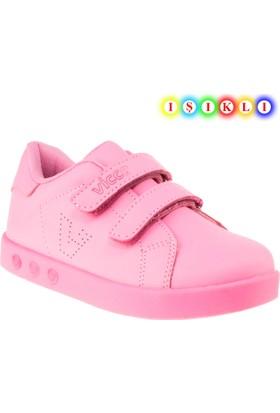 Vicco 937.18y.102 İşikli Pembe Çocuk Spor Ayakkabı