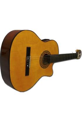 Jwin CG-3941 (CG851CE) Ekolayzırlı Klasik Gitar