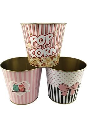Evstyle Popcorn Kova 3 Adet