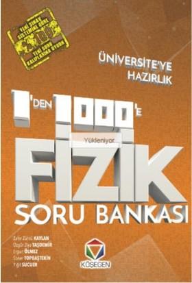 Köşegen 1'den 1000'e Fizik Soru Bankası